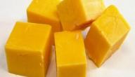 طريقة عمل الجبنة